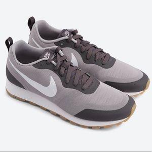 New Nike MD Runner 2 19 Atmosphere Grey White